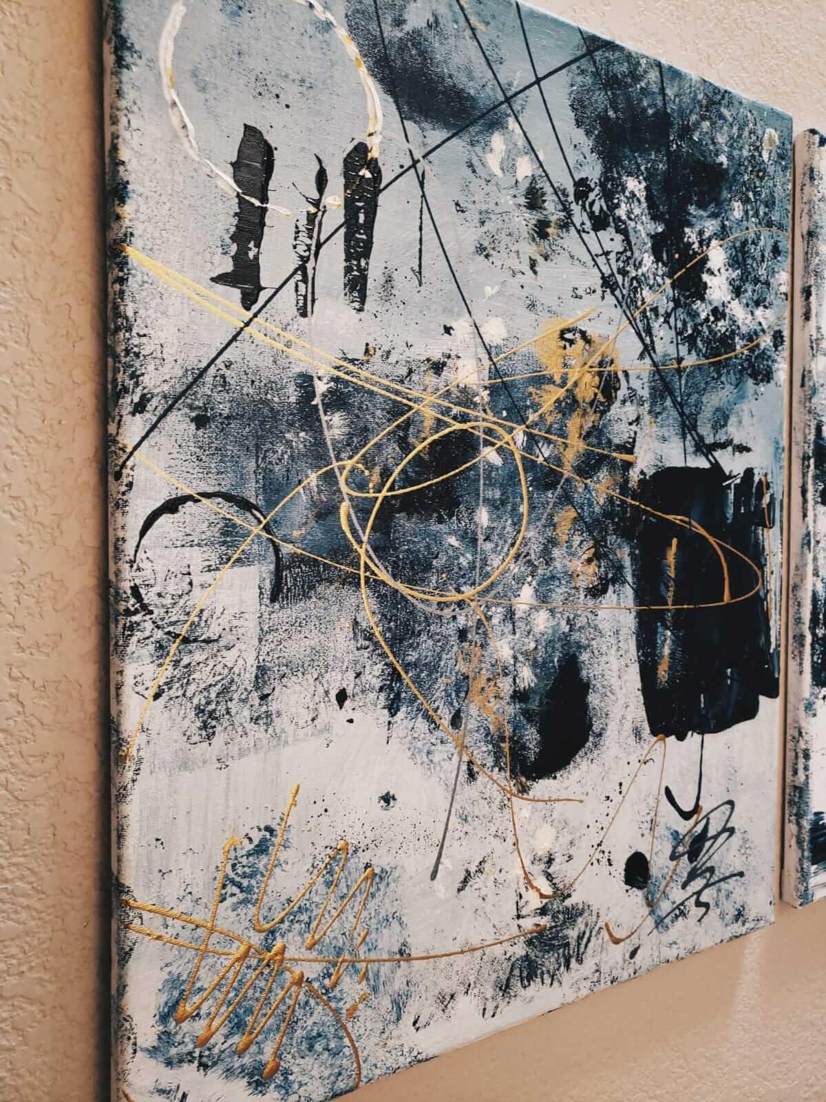 abstract art - Midnight Series\Midnight Series No.2